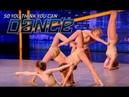 От танца этих девочек-гимнасток захватывает дух! - Танцуют все!
