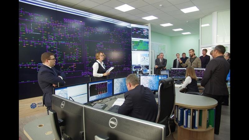 Первый в России «Цифровой РЭС»