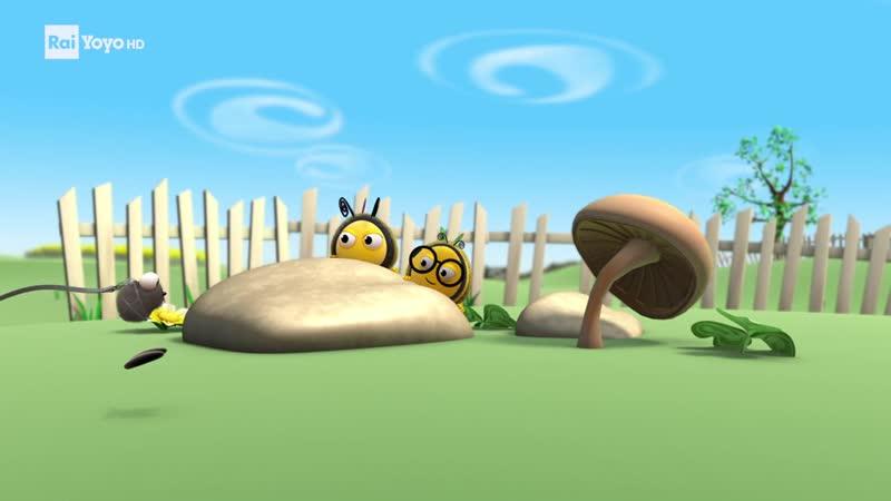 La casa delle api S1E19 - Il cucciolo di Buzzbee