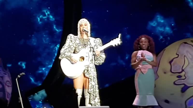 Katy Perry Unconditionally Thinking of You Буэнос Айрес Аргентина 11 марта 2018