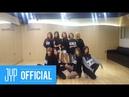TWICE 트와이스 OOH AHH하게 Like OOH AHH Dance Practice NAME TAG Ver