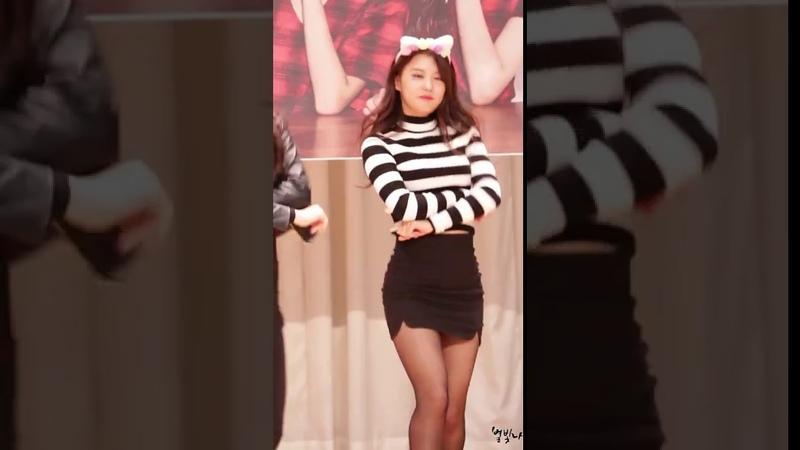 161217 명동 팬싸인회 모모랜드 짠쿵쾅 아인 focus 직캠 Fancam by 별빛나