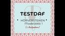 TestDaf | Hörverstehen (1)