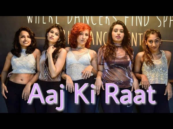 Aaj Ki Raat Don The BOM Squad New Year Special Dance Cover