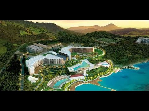 Elexus hotel Rezort Spa Casino North Cyprus 2020