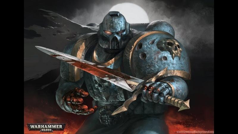 Space Marines Tribute - The Vengeful One [Warhammer 40 000 Music Video/GMV/AMV]
