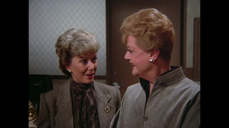 Она написала убийство |HD| - 2 сезон 9 серия [Murder She Wrote - S02 E09 Jessica Behind Bars] (1985)