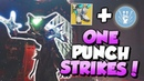 One Two Punch Peregrine Greaves DELETES All Strike Bosses!