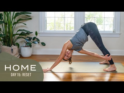Home Day 15 Reset 30 Days of Yoga With Adriene