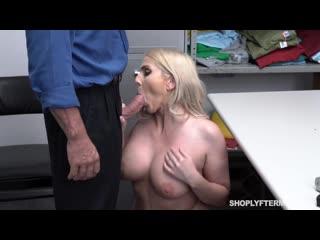 Christie Stevens - shoplifter, Porno, All Sex, Hardcore, Blowjob, Roleplay, Porn, Порно