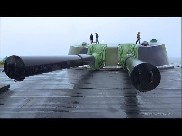 SUOMEN SUURIN TYKKI The Biggest Gun in Finland 4K orig