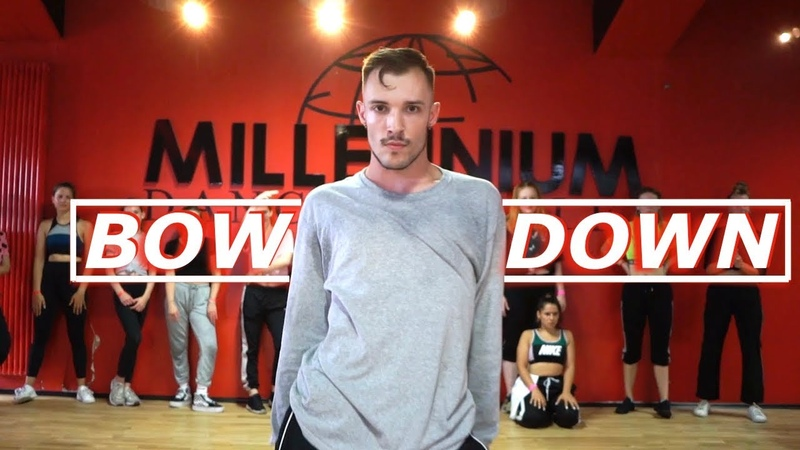 BOW DOWN HOMECOMING LIVE BEYONCÉ JORDY SPARIDAENS Choreography MILLENNIUM DANCE COMPLEX