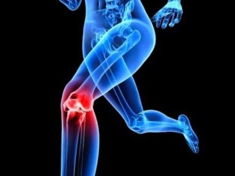 Восстановительная укрепляющая тренировка для коленного сустава