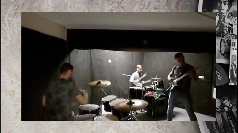 """Дружная команда Rock n Rolla"""" приглашает тебя на пробный урок по игре на барабанах"""