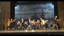Репетиции с Филипом Бараойданом со хореографом проекта Broadway Bound