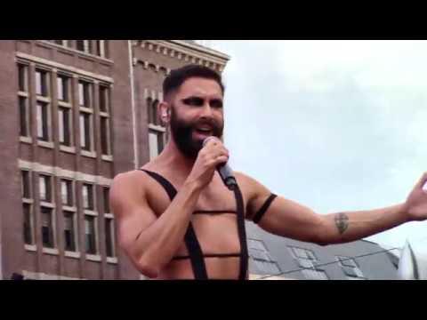 Conchita Wurst met Colours Of Your Love, Firestorm en Rise Like A Phoenix, Amsterdam 2019