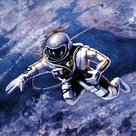В Москве на 86-м году жизни скончался  первый в истории человек, совершивший выход в открытый космос, дважды Герой Советского Союза Алексей Леонов