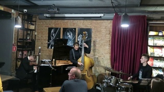 Arseny Vladimirov Trio - Bill Evans - Time Remembered (LIVE at ESSE JAZZ CLUB)