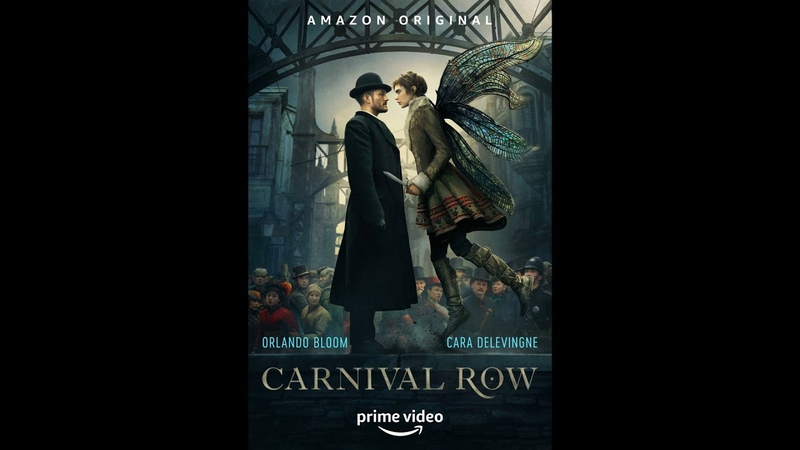 Aisling Querelle - I Fly For You | Carnival Row OST