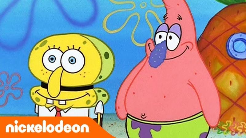 Губка Боб Квадратные Штаны 1 сезон 9 серия Nickelodeon Россия