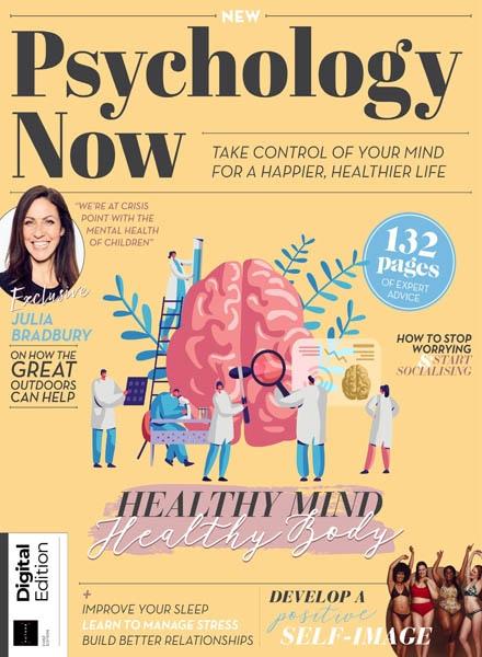 Psychology Now 1st 2019