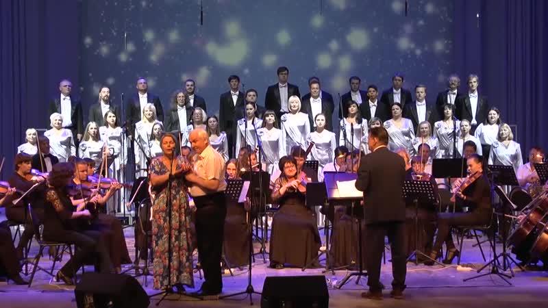 Дуэт Сусика и Параси из оперетты «Трембита»