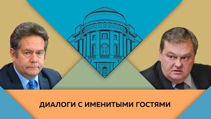 Н.Н.Платошкин и Е.Ю.Спицын в студии МПГУ. Подгнило что-то в Датском королевстве