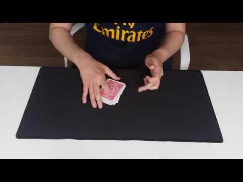 Ложные тасовки карточные фокусы