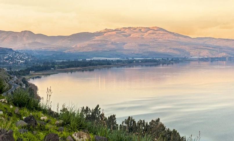 Тивериадское озеро (Галилейское море)