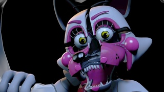 [SFM FNAF] Sister location - funtime foxy jumpscare