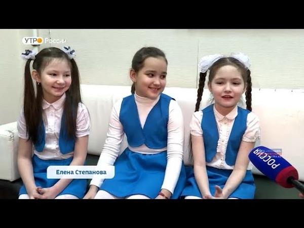 Юные КВНщицы из Чебоксар вышли в финал Всероссийской лиги