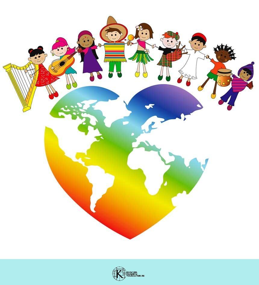 Урок толерантности «Сто народов мира – одна семья»