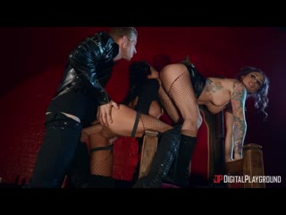 Monique Alexander  Madison Ivy - No Mercy For Mankind [Threesome, MILF, Pantyhose, Big Tits, Cock, Blowj