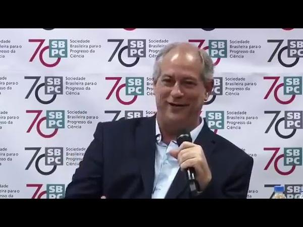 Ciro Gomes matriz energética Belo Monte socio ambientalismo