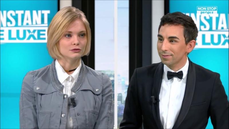 Julia Parle De Mylène Farmer et Laurent Boutonnat - Interview - 18 Juin 2020 - Non Stop People