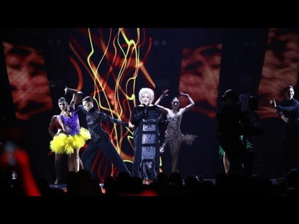 ANNE VESKI Kallis kuula Veel Roosiaia kuninganna Hea tuju laul EESTI LAUL 2020 INTERVAL ACT