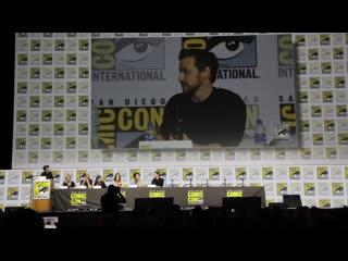 Lin Manuel Mirandas His Dark Materials Full Comic-Con Panel in Hall H