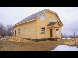 Видеоотзыв Романа для Центра домостроения | Строительство домов | by KOMIPRO / #КомиПро | Видео для Бизнеса