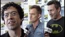 'BATMAN: HUSH' Interviews | Geoffrey Arend, Maury Sterling, Jason O'Mara