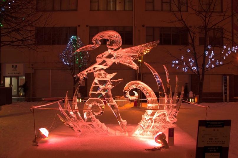 Снег. Ветер. Лед и Огонь!, изображение №1