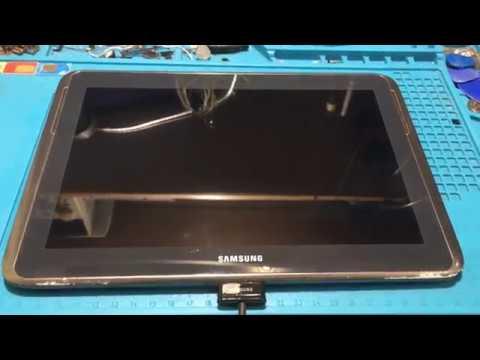 Samsung N8000 замена EMMC