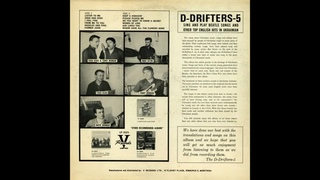 1965 / D -Drifters 5 -- Де всі квітки пішли ?( Where have all the flowers gone )?