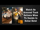 Armored Tank Brings Davidos Wine Buhari Speaks on VP Aides Sack Jonathans Dance As APC Win Tonto