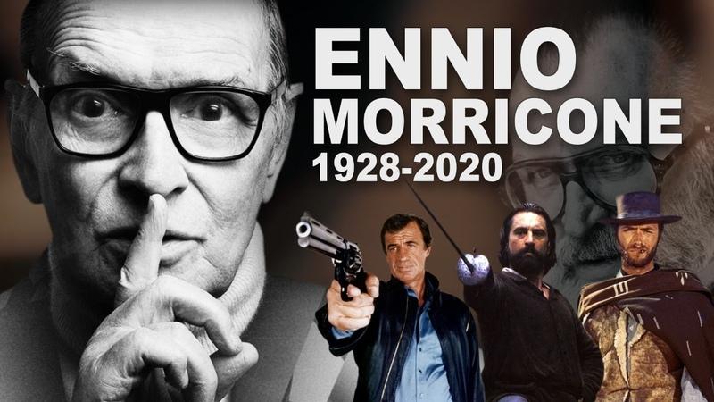 Super Danny Live Spécial Hommage à la légende Ennio Morricone Les 5 génies encore vivants