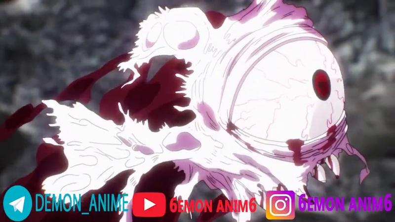 AMV One Punch Man Saitama vs Boros Ванпанчмен Сайтама vs Борос