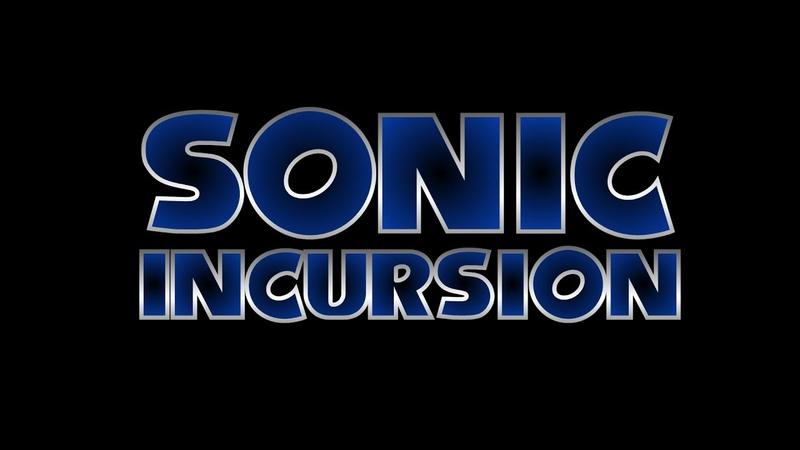 Sonic Incursion Credits Fan Game
