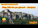 Bieg 240 km po górach Sanjaya część 2 - WYWIAD