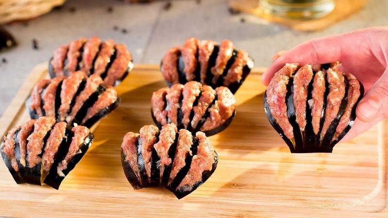 Фаршированные баклажаны в духовке - более чем вкусно, сочно или празднично! | Appetitno.TV