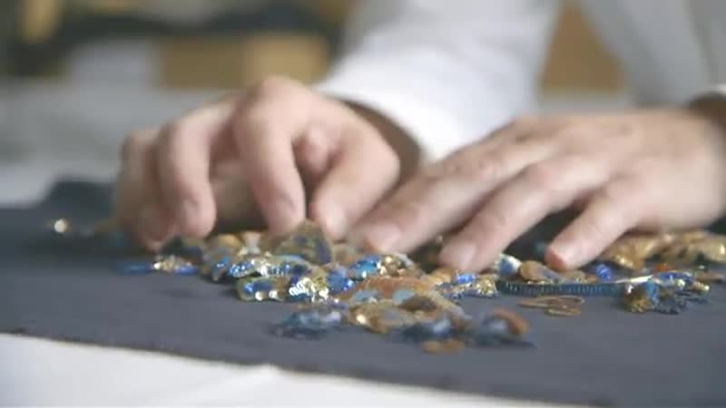 Real Artisans Behind Haute Couture _ Behind the Seams ★ Glam.com (1)