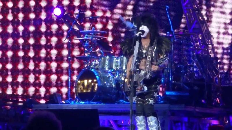 KISS HD Opening Psycho Circus LIVE Edmonton July 12 2013